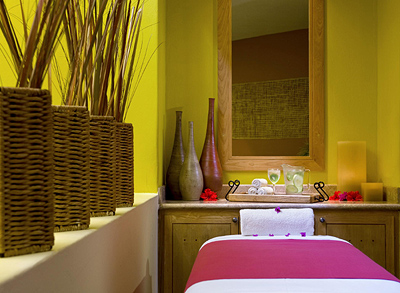 Spa Treatments of Our Choice